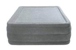 "Intex Luftbett Comfort Plush High Rise Airbed Kit ""Queen"", inklusive eingebauter Luftpumpe"